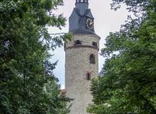 Halle (Saale), Leipziger Turm