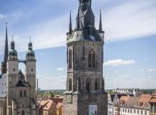 Halle (Saale), Roter Turm