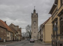 Zörbig, Hallesches Tor