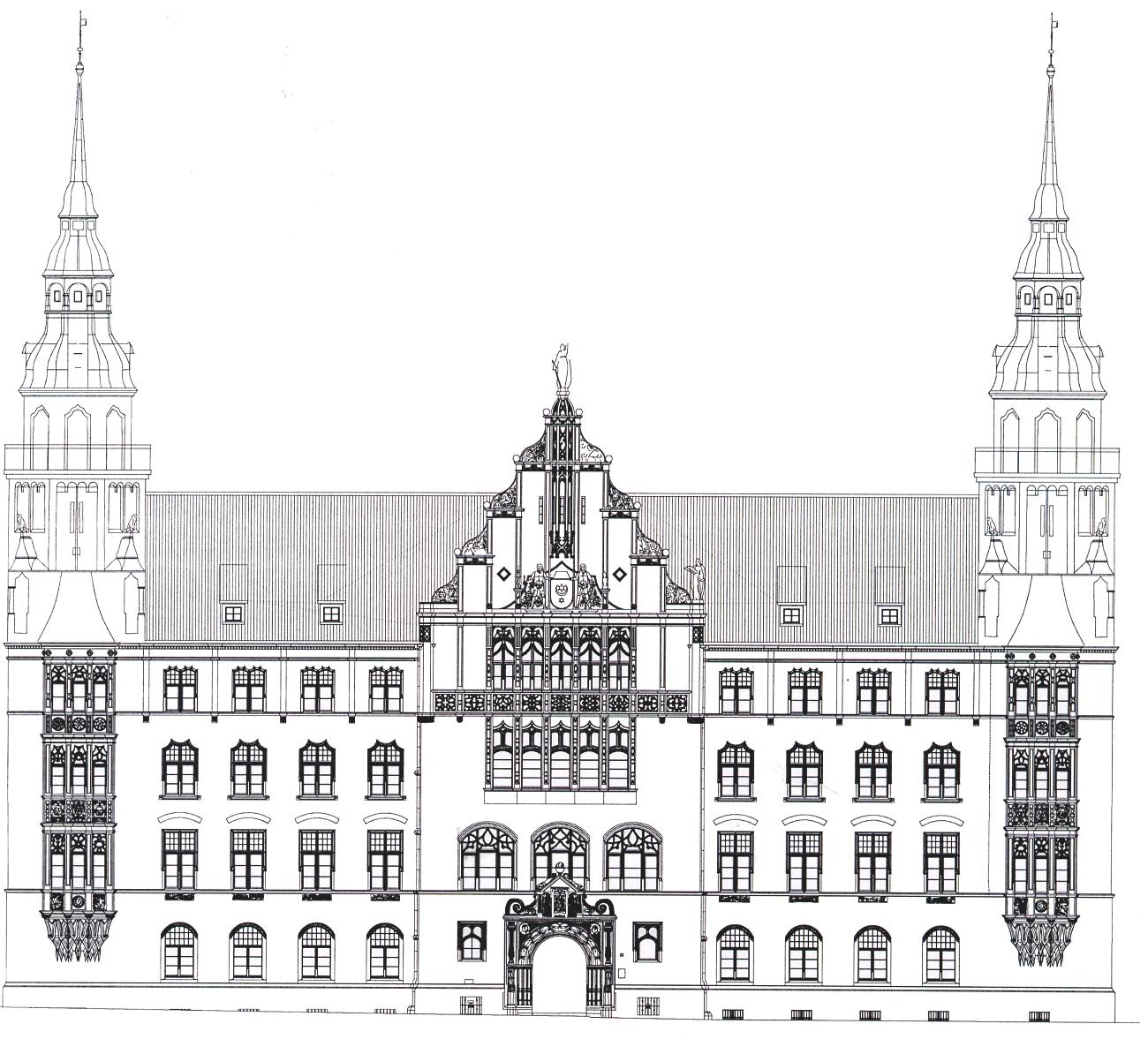 Fassadenaufmaß